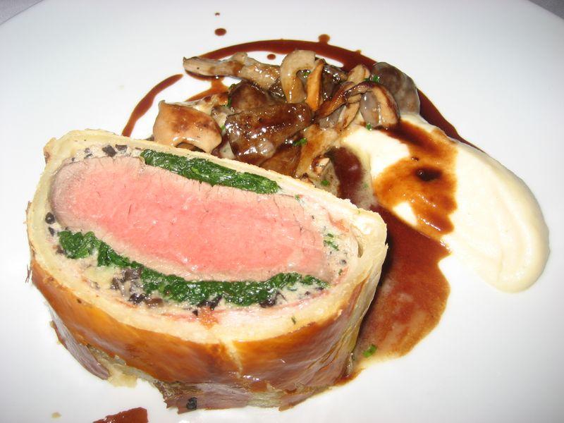 Koffmann Beef Wellington