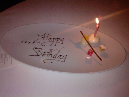 Sketch - Happy Birthday