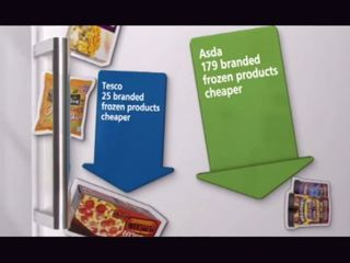 ASDA TESCO Comparison