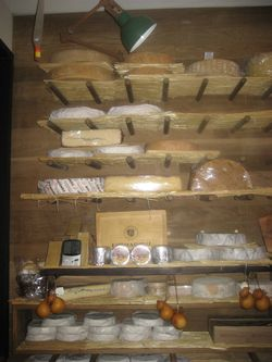 Vive Le Cheese Affineur Room (2)