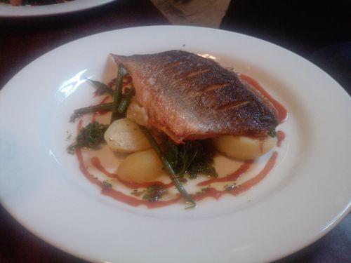 Wells - Sea Bream