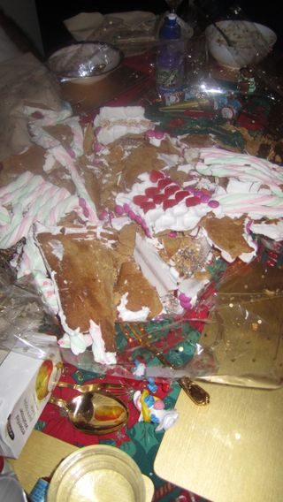 Gingerbread Destruction (7)